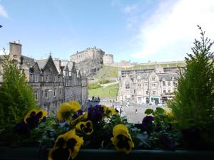 The Wee Palace by Castle, Apartments  Edinburgh - big - 10