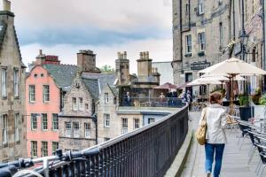 The Wee Palace by Castle, Apartments  Edinburgh - big - 4