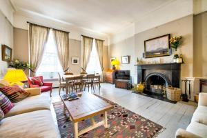 3 Bed City Centre Flat, Apartmány  Edinburgh - big - 46