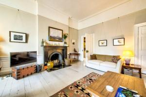 3 Bed City Centre Flat, Apartmány  Edinburgh - big - 38