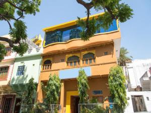 OYO 14227 Home Lake View 3BHK Villa Brahmpol, Apartmány  Udaipur - big - 3