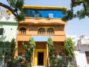 OYO 14227 Home Tribal 3BHK Bunglow Brahmpol, Ferienwohnungen  Udaipur - big - 28
