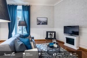 Sweet Inn San Cosimato, Apartmány  Řím - big - 24