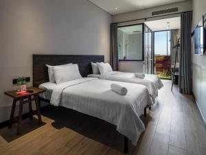 Tune Hotel klia2, Airport Transit Hotel, Hotels  Sepang - big - 30
