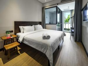 Tune Hotel klia2, Airport Transit Hotel, Hotels  Sepang - big - 29
