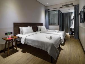 Tune Hotel klia2, Airport Transit Hotel, Hotels  Sepang - big - 24