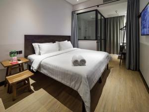 Tune Hotel klia2, Airport Transit Hotel, Hotels  Sepang - big - 23