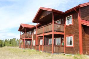 Björnidet, Apartmány  Lofsdalen - big - 9