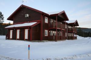 Björnidet, Apartments  Lofsdalen - big - 10