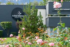 Diana Hôtel Restaurant & Spa