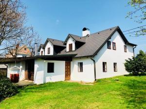 Penzión Brazdova chata Hora Svaté Kateřiny Česko