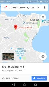Elena's Apartment, Апартаменты  Керкира - big - 5