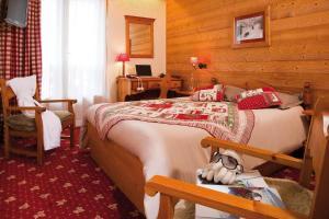 Le Sherpa Val Thorens Hôtels-Chalets de Tradition, Hotely  Val Thorens - big - 12