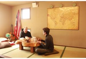 Hostel & Cafe Backpackers Miyajima, Hostelek  Mijadzsima - big - 31
