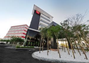 Tune Hotel klia2, Airport Transit Hotel, Hotels  Sepang - big - 69