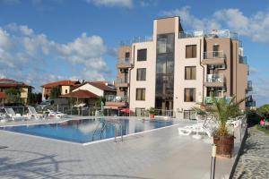 Apartmán Polyanite Apartment Sinemorets Bulharsko