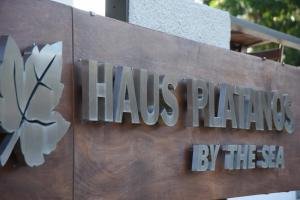 Haus Platanos, Апартаменты  Вурвуру - big - 97