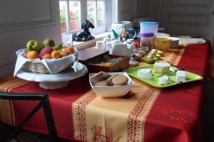 Chambres d'hôtes Manoir du Buquet, Bed & Breakfast  Honfleur - big - 44