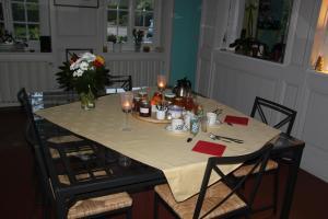 Chambres d'hôtes Manoir du Buquet, Bed & Breakfast  Honfleur - big - 49