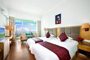 Huayuan Hot Spring Seaview Resort, Resorts  Sanya - big - 6