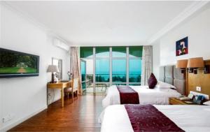 Huayuan Hot Spring Seaview Resort, Resorts  Sanya - big - 11