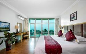 Huayuan Hot Spring Seaview Resort, Resorts  Sanya - big - 12