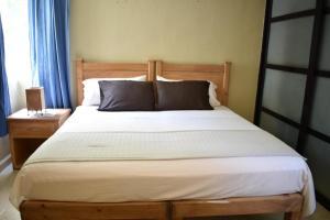 Rom med king-size-seng