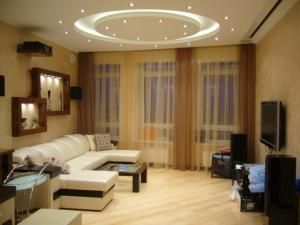 Apartment on Vasilevskogo 11