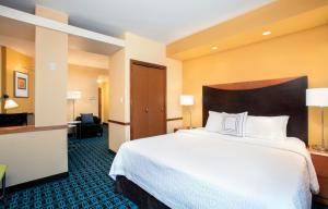 Fairfield Inn and Suites by Marriott Lakeland Plant City, Hotels  Plant City - big - 4