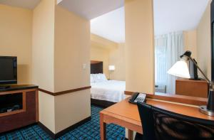Fairfield Inn and Suites by Marriott Lakeland Plant City, Hotels  Plant City - big - 8