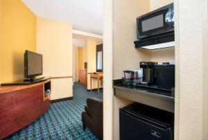 Fairfield Inn and Suites by Marriott Lakeland Plant City, Hotels  Plant City - big - 11
