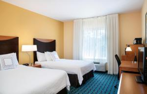 Fairfield Inn and Suites by Marriott Lakeland Plant City, Hotels  Plant City - big - 10