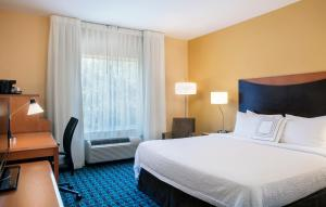 Fairfield Inn and Suites by Marriott Lakeland Plant City, Hotels  Plant City - big - 9
