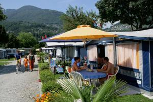 Camping Tamaro, Kempy  Locarno - big - 39