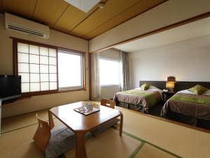 Shodoshima International Hotel, Ryokans  Tonosho - big - 32