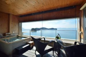 Shodoshima International Hotel, Ryokans  Tonosho - big - 36