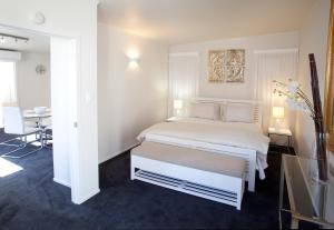 Coromandel Apartments, Apartmánové hotely  Coromandel Town - big - 11