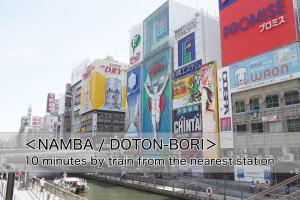 White Chaya, Guest houses  Osaka - big - 54