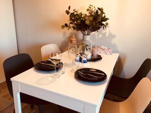 Ferienwohnung Ananda auf Fehmarn, Ferienhäuser  Fehmarn - big - 1