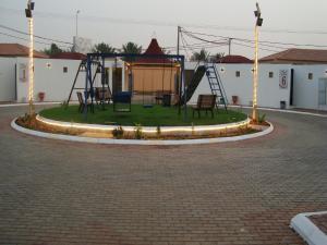 Aloaloa Chalets, Rezorty  Unayzah - big - 130