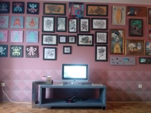 Art studio, Appartamenti  Belgrado - big - 25