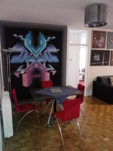 Art studio, Apartmány  Belehrad - big - 25