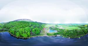 Waterfall Caves, Chalets  Limavady - big - 25