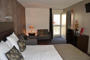 Hotel Reine Mathilde, Szállodák  Bayeux - big - 7