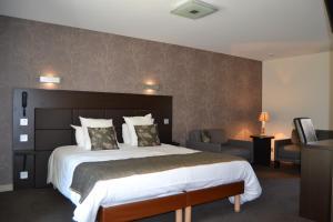 Hotel Reine Mathilde, Szállodák  Bayeux - big - 6