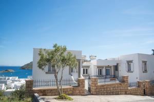 Captain Manos Studio Apartments, Apartments  Grikos - big - 5