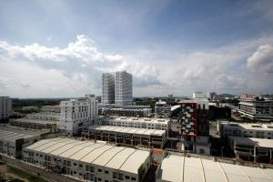G-Ting Homestay @ Atlantis Residence Melaka, Appartamenti  Malacca - big - 50