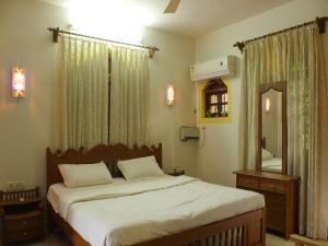 OYO 9295 Home Farm Stay 2 BHK Villa Near Calangute, Apartmanok  Saligao - big - 28