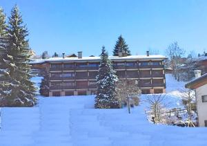 Appart-Hôtel Le Relax - Megève Centre, Apartmány  Megève - big - 1