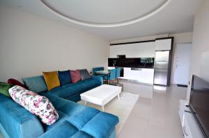 Konak Seaside Resort, Apartmanok  Alanya - big - 14